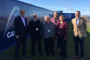 Council chiefs go on site tour ofBridgwater Gateway business park