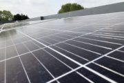 Solar panels installed at Bridgwater Gateway Premier Inn