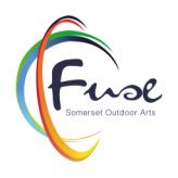 Fuse Somerset Outdoor Arts Logo