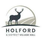 Holford & District Village Hall Logo
