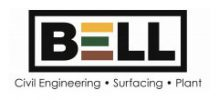 R K Bell Logo