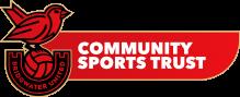 Bridgwater United Community Sports Trust CIC Logo